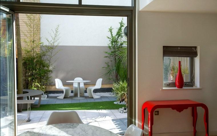 patios estilo moderno decoracion
