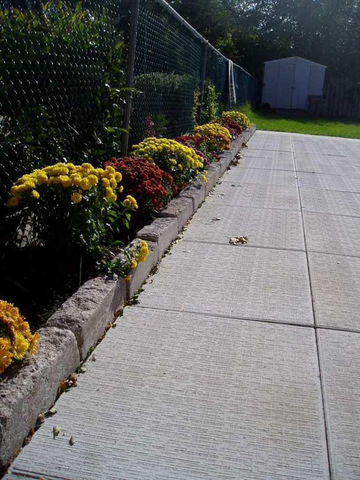 patios modernos soluciones diseños cercados