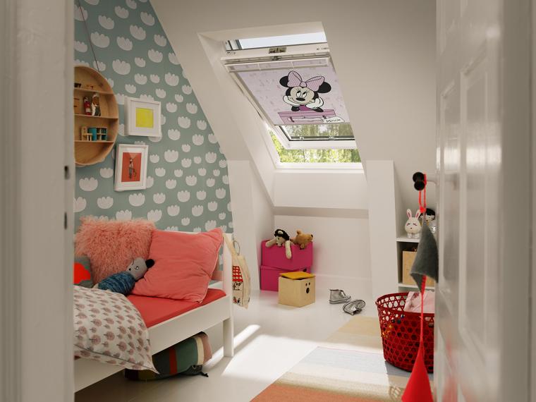 pintar paredes habitacion nino papel pared corazones ideas