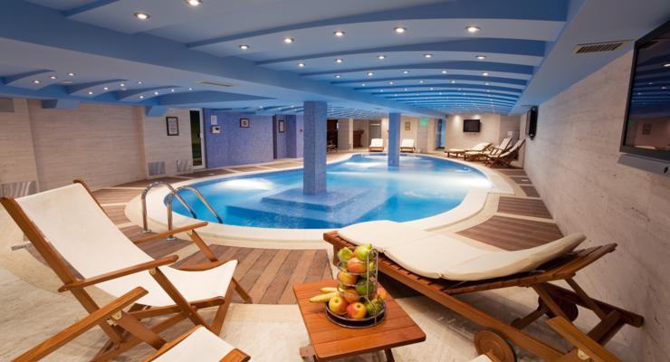 indoor pool original design