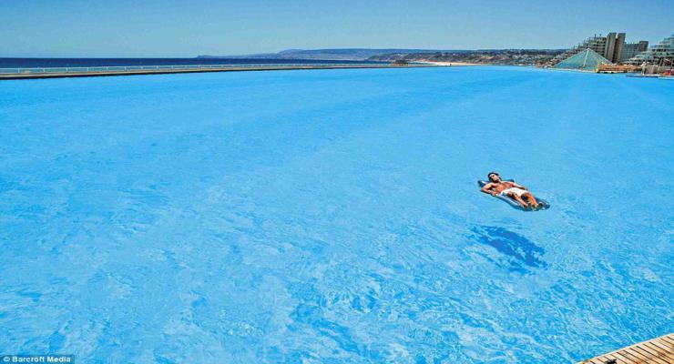 piscina más grande mundo