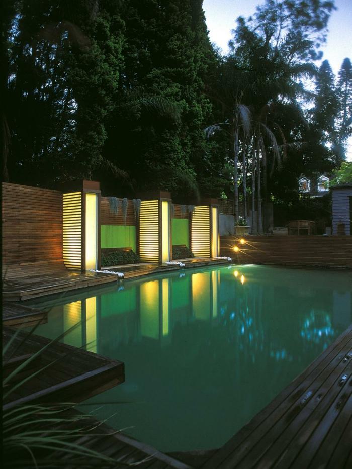 piscina verticales imagenes soluciones arboles