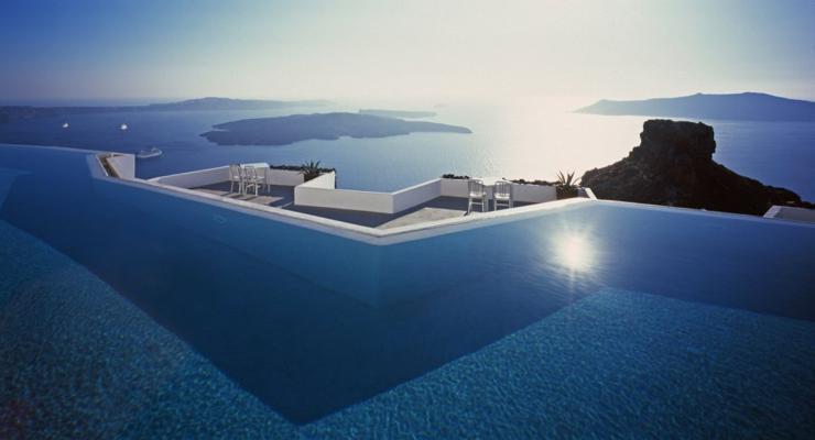 piscinas modernas diseño lujoso