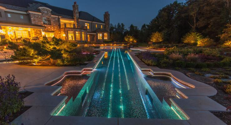 piscinas formas curiosas modernas