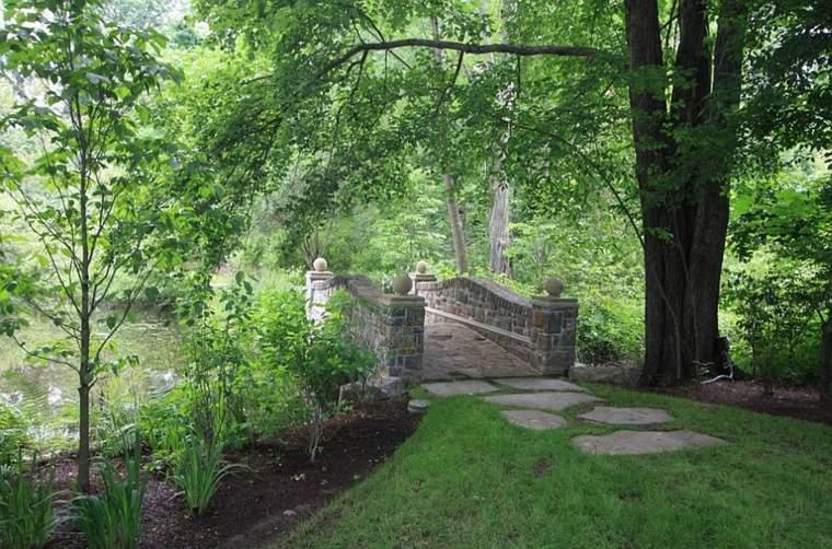 puentes piedra estilo clásico