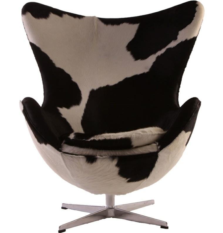 replicas estilos vaca cuero plantas