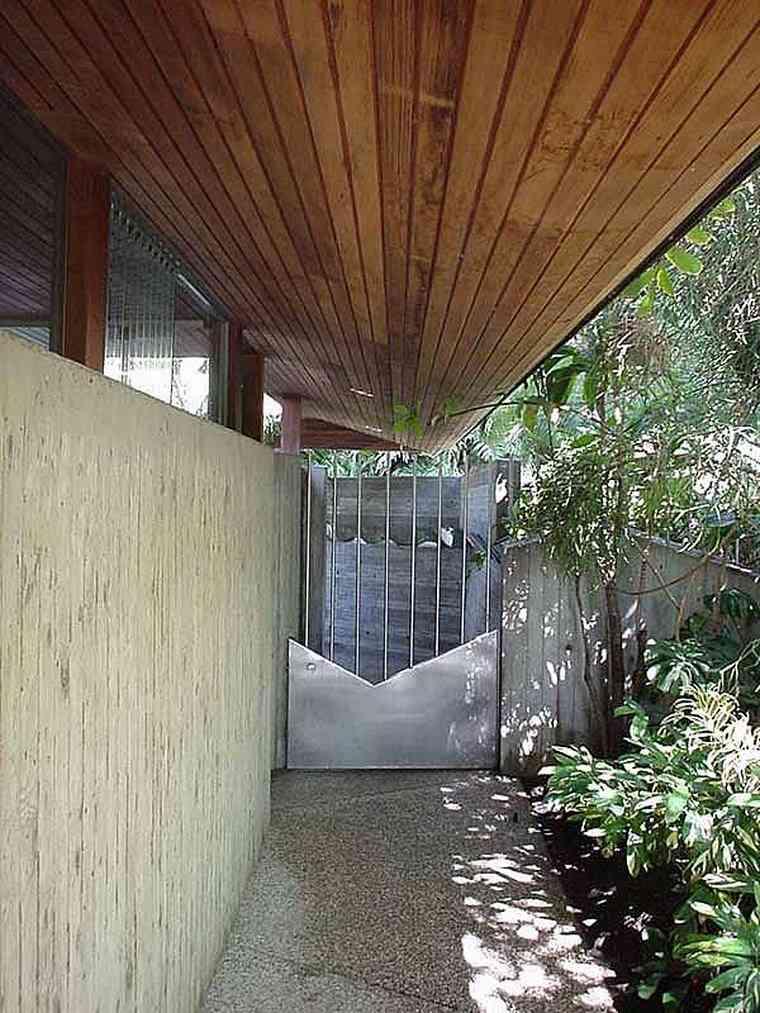 residencia colina goldstein casa entrada ideas