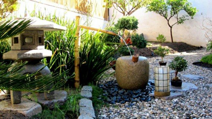 rocas decoracion diseno lugar relax motivos