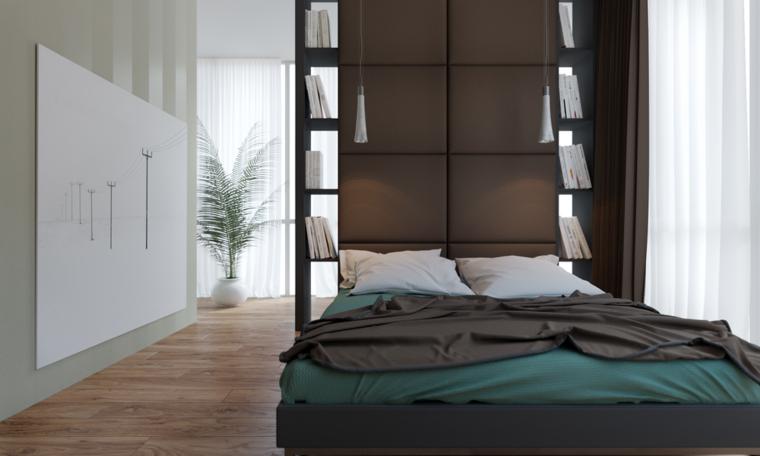 habitación minimalista Room Design