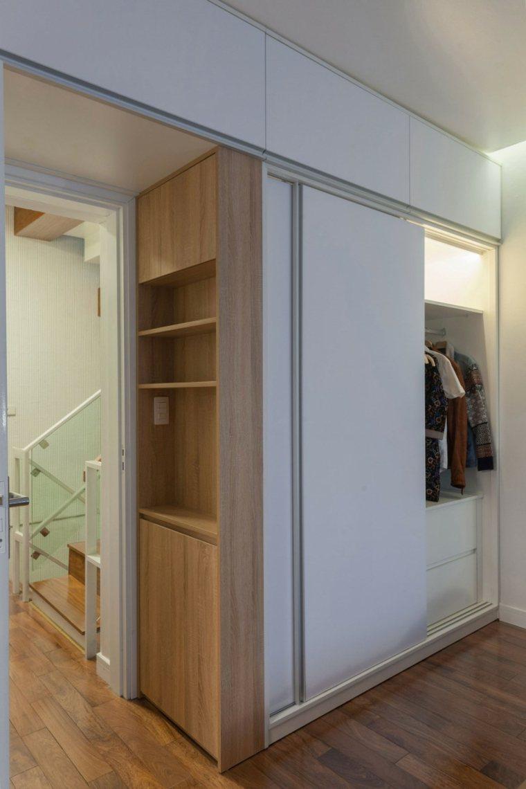 segundo piso dormitorio armario ropa ideas