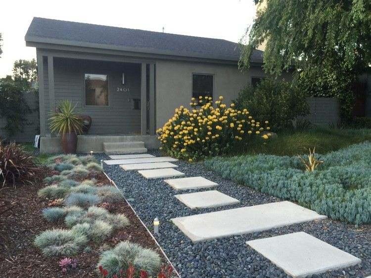 Entradas jardines para crear espacios nicos y acogedores