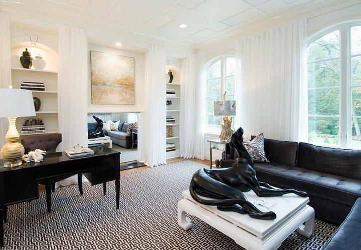 separadores ambientes salas entidades colores