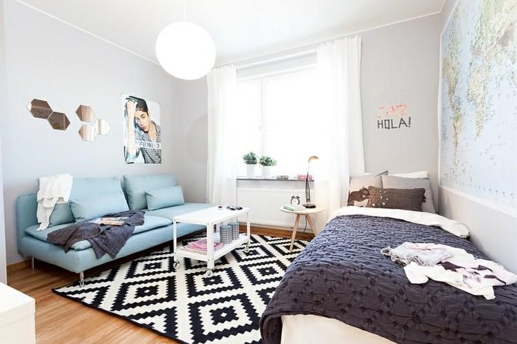 sillones espacios colores muebles sofa