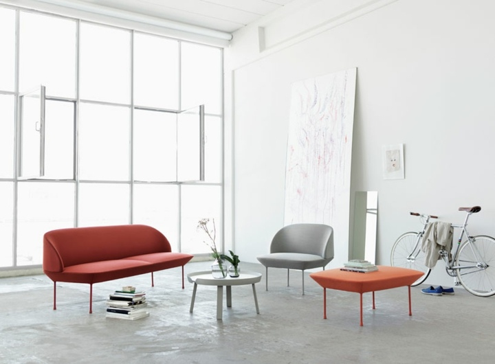 sofas mobiliario colores estilos color