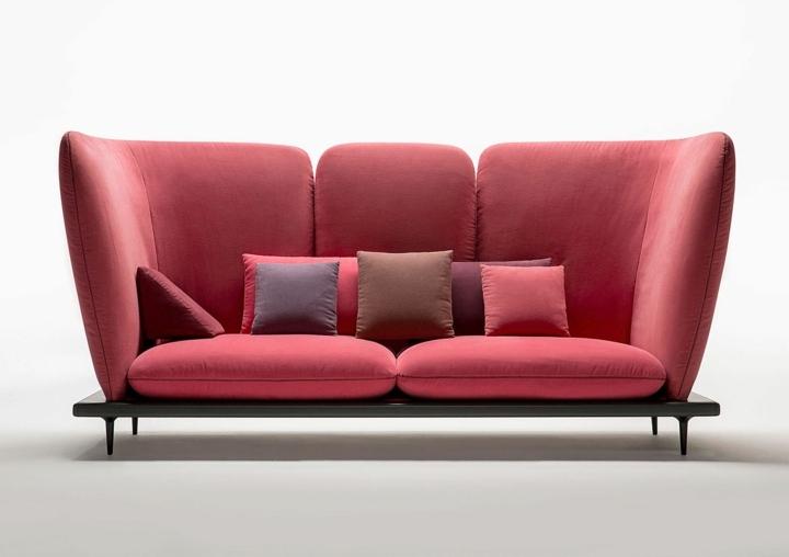 sofas mobiliario cortinas color sistemas espaldar