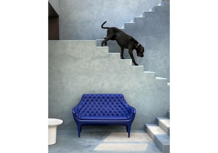 sofas mobiliario detalles escalones colores