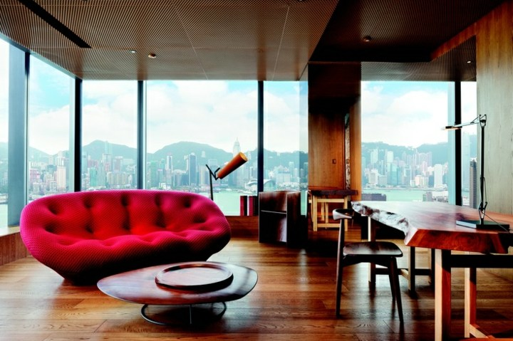 sofas mobiliario elegantes muebles cristales