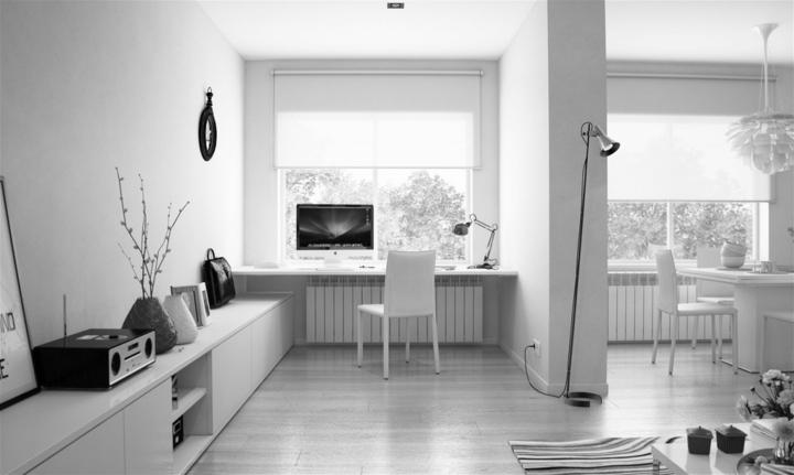 soluciones estantes lamparas conceptos minimalistas