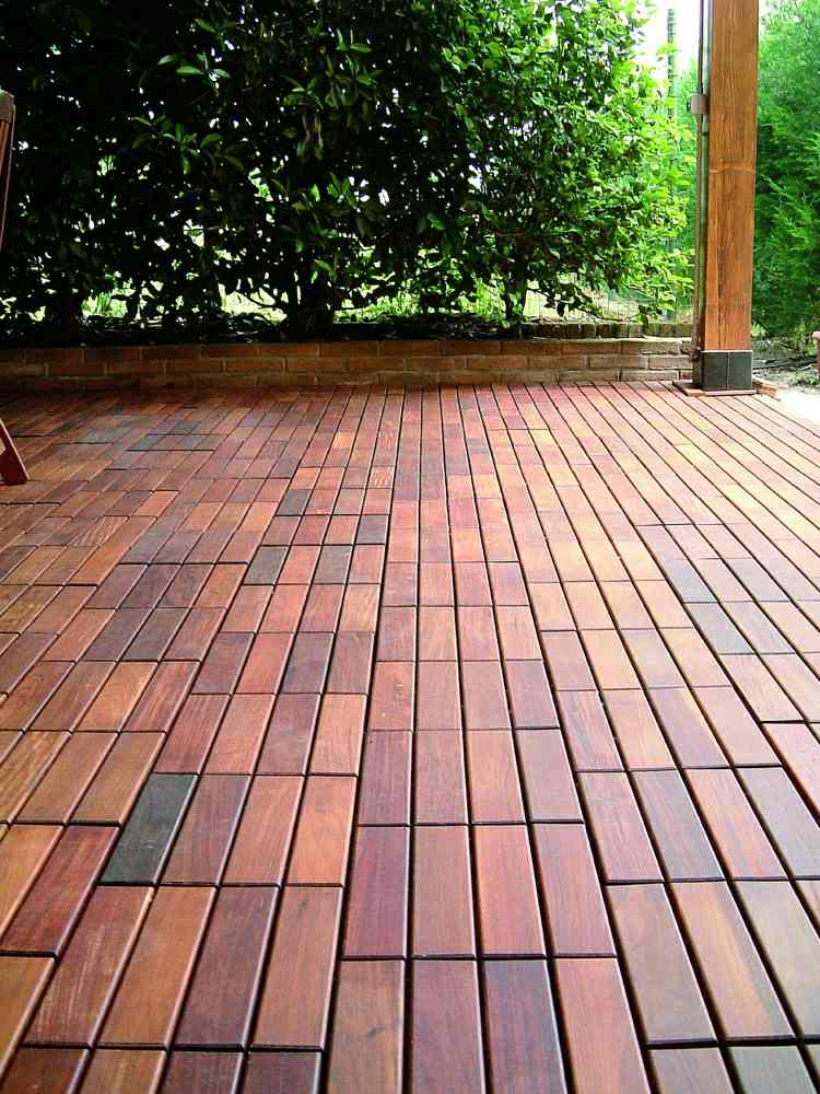 Balcony Flooring Ideas India