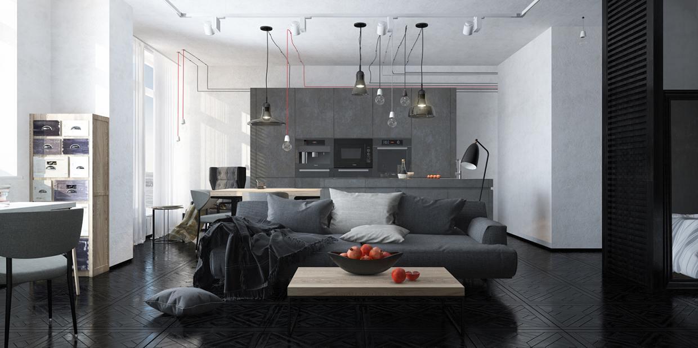 Decoracion de apartamentos peque os dise os de moda for Decoracion apartamentos modernos pequenos