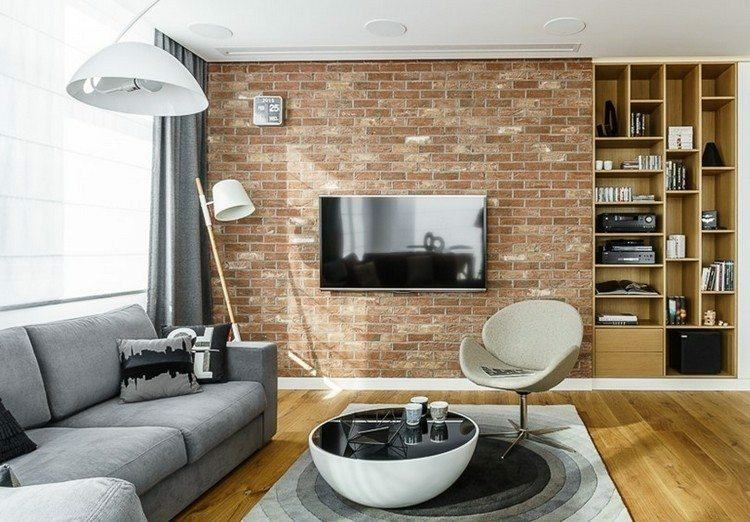 tendencias salones detalles grises paredes blanco
