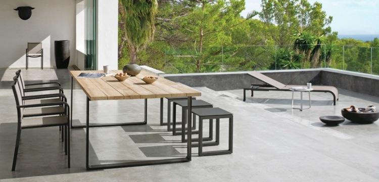terrazas creatividad copas salas muebles
