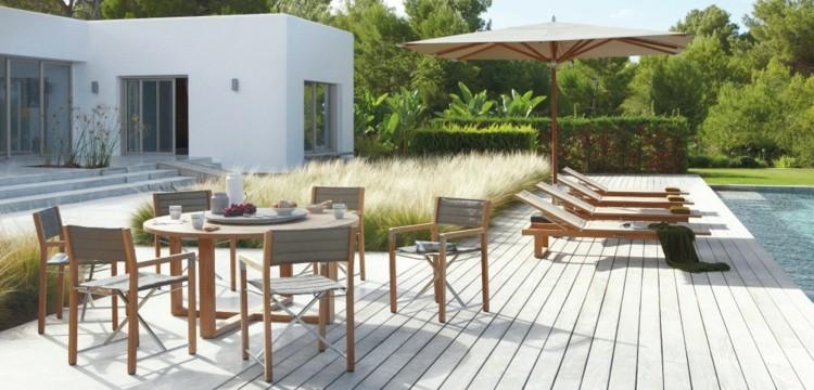 terrazas creatividad salones estilos piscinas