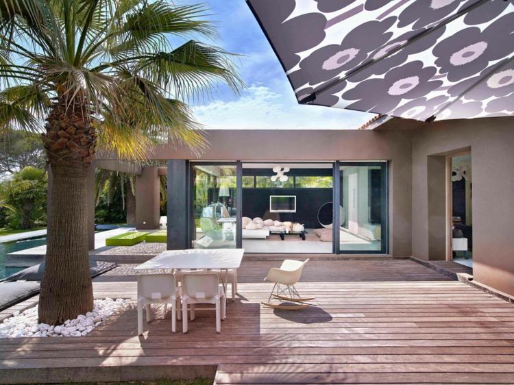 terrazas creatividad salones ideas salones madera