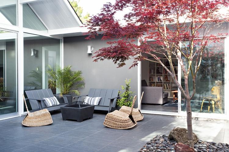 terrazas creatividad salones ideas colores