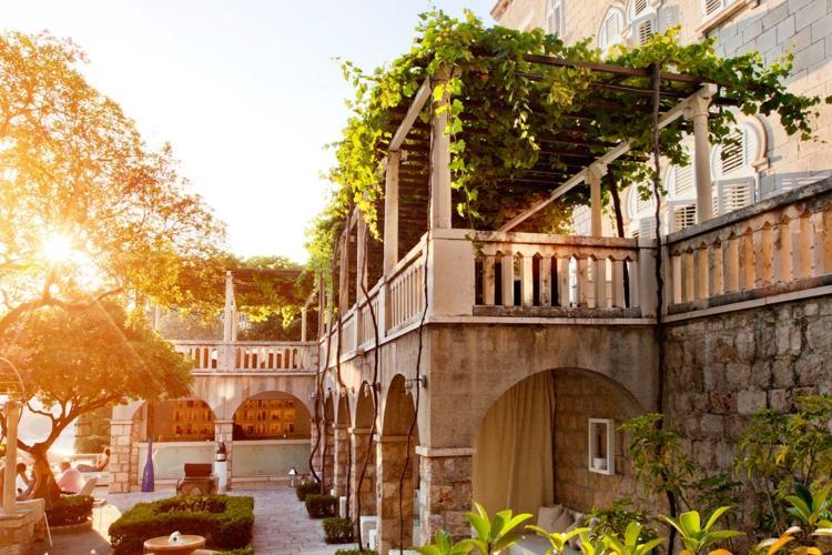 terrazas italianas arquitectura clásica