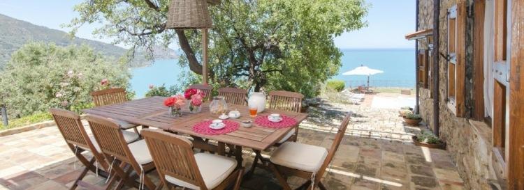 terrazas lujosas estilo italiano