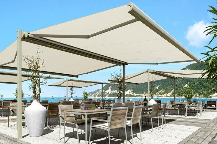terrazas pergolas modernas extensiones vision