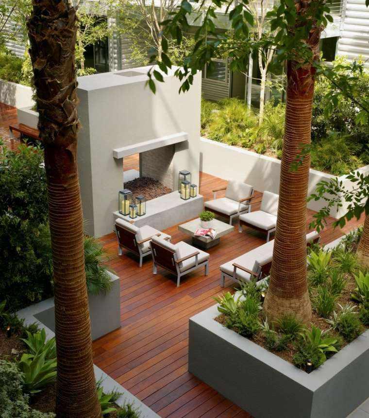 Tipos de madera para el suelo de la terraza 37 fotos - Tipos de suelos de madera ...