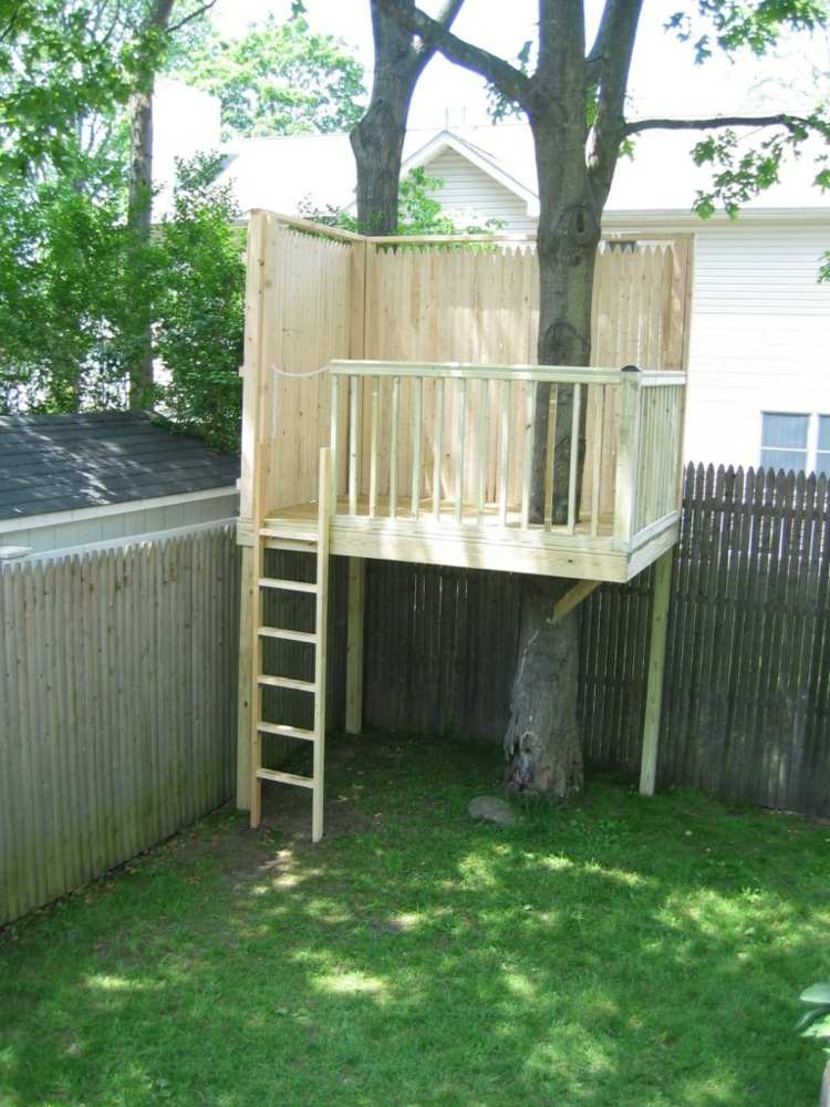 diseño casita pequeña terraza