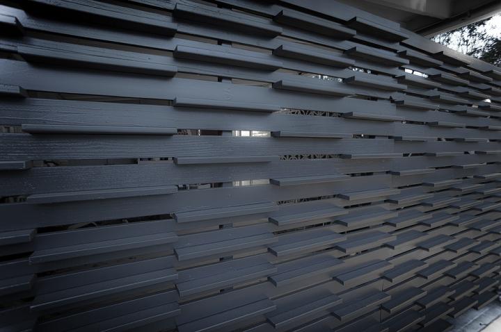 vallas ideas detalles estilos grises cruzadas