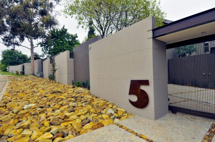 vallas ideas detalles metales arboles amarillo