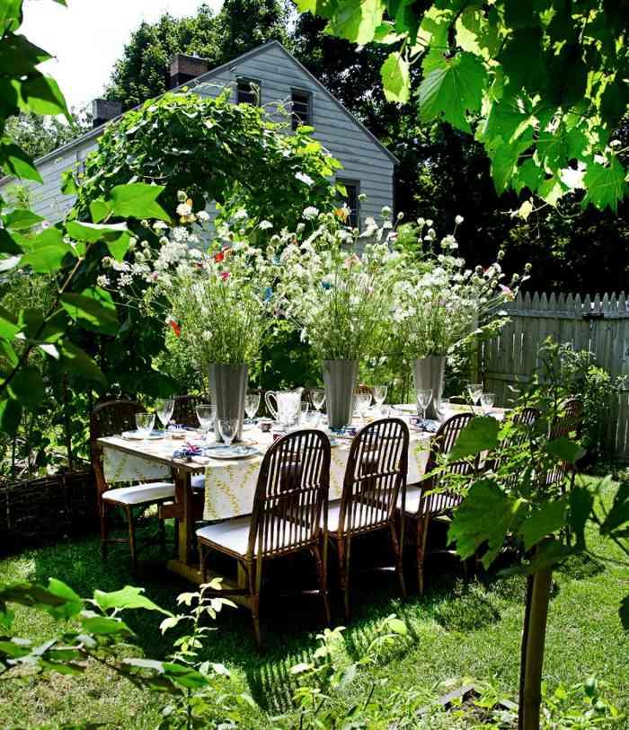 verde soluciones encantadoras estilos mesas