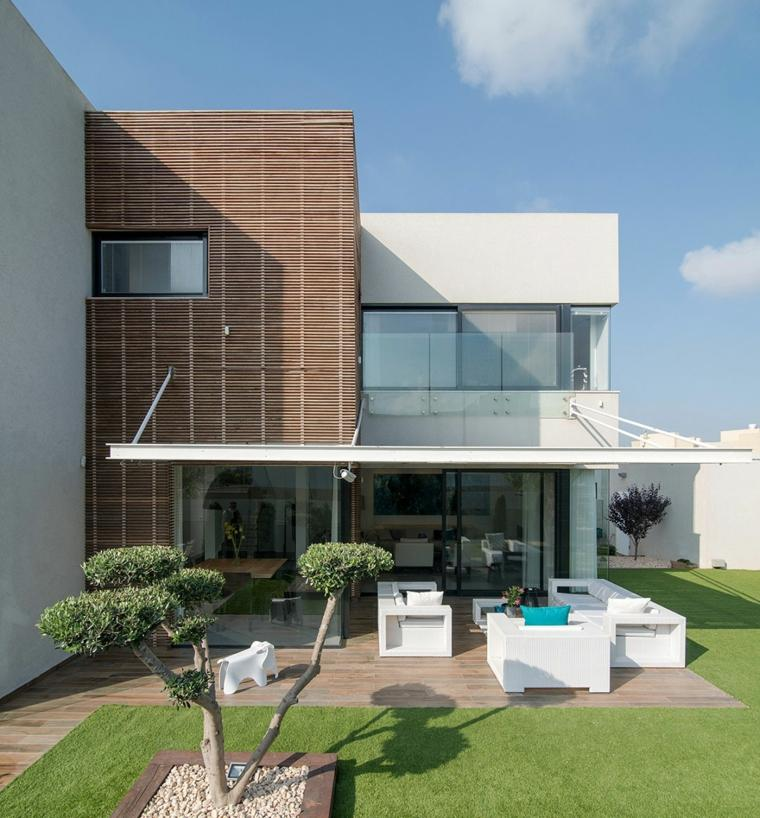 BLV Design Architecture crearon casa elegantes contemporanea ideas-Bat-Hadar