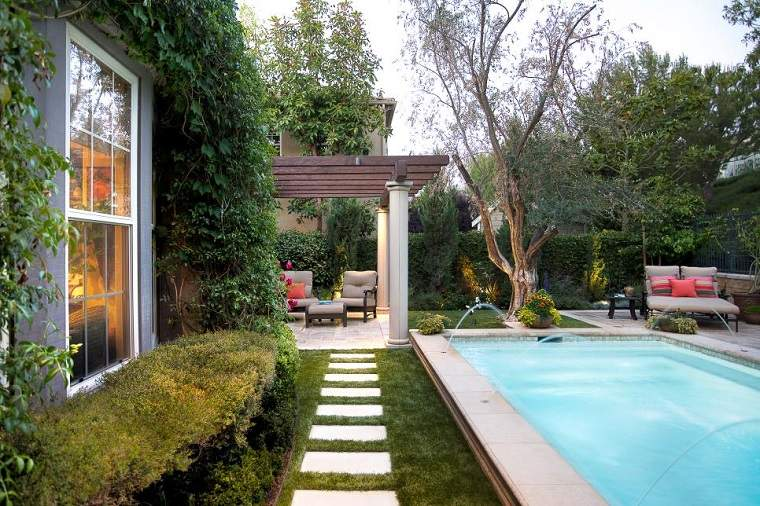 Studio H Landscape Architecture casa piscina ideas