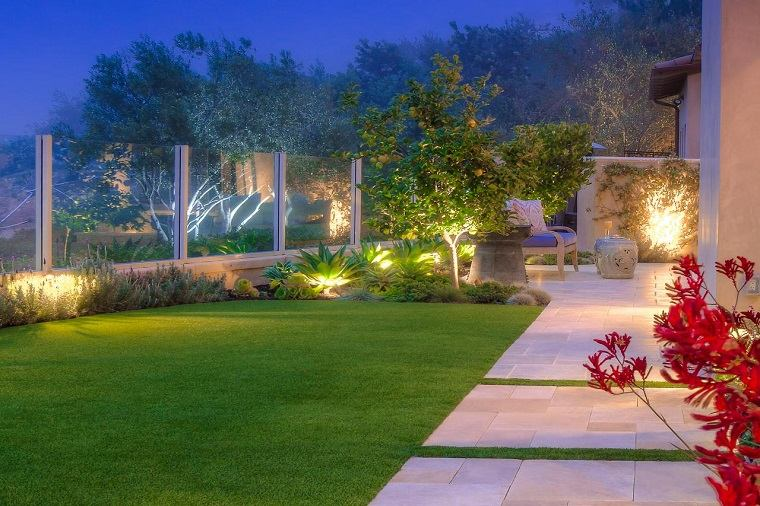 Studio H Landscape Architecture jardin contemporaneo minimalista ideas