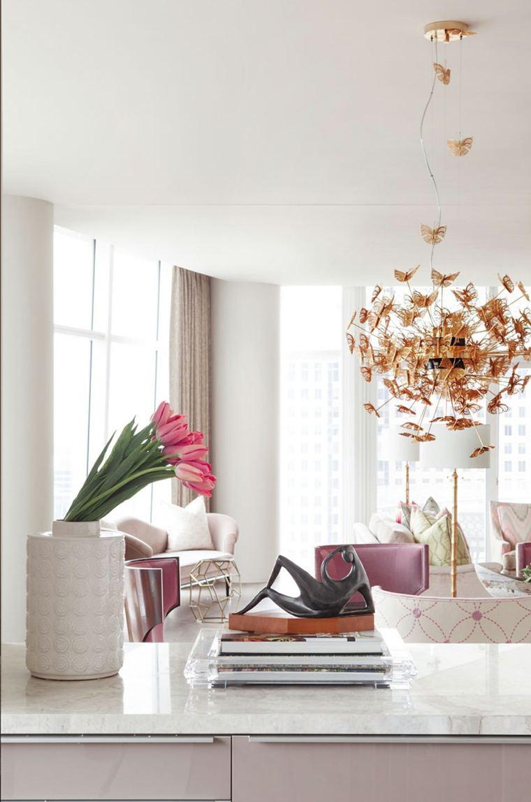 Ultimas tendencias para la decoraci n de salas de estar - Objetos decorativos salon ...