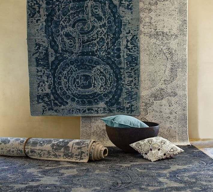 alfombras lana estampas distintos colores opciones ideas