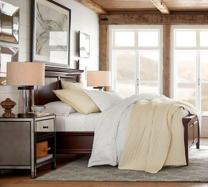 alfombras dormitorio color gris original ideas