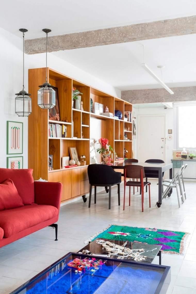 apartamento diseño joao sofa