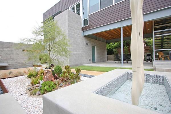 arbustos de jardin arbol moderno jardin ideas