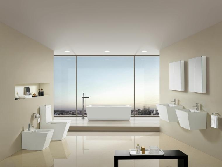 baños con encanto efectos ciudades cristales