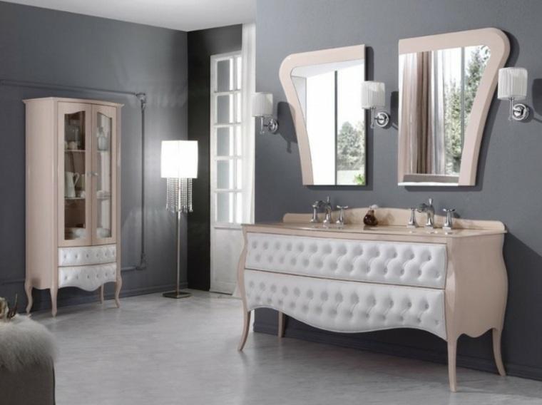 Baños Diseno Clasico:deco banos modernos tendencia diseno 2016 clasico rosa jpg 760 568 see