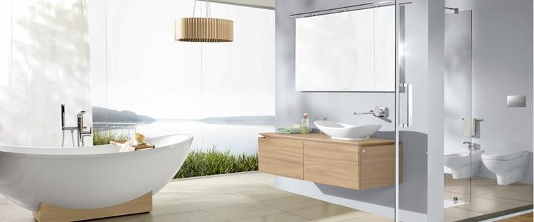 Diseno De Baño Grande:Baños modernos tendencias para el 2016 -