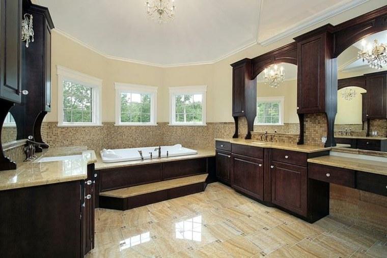 binito conjunto muebles baño lujosos