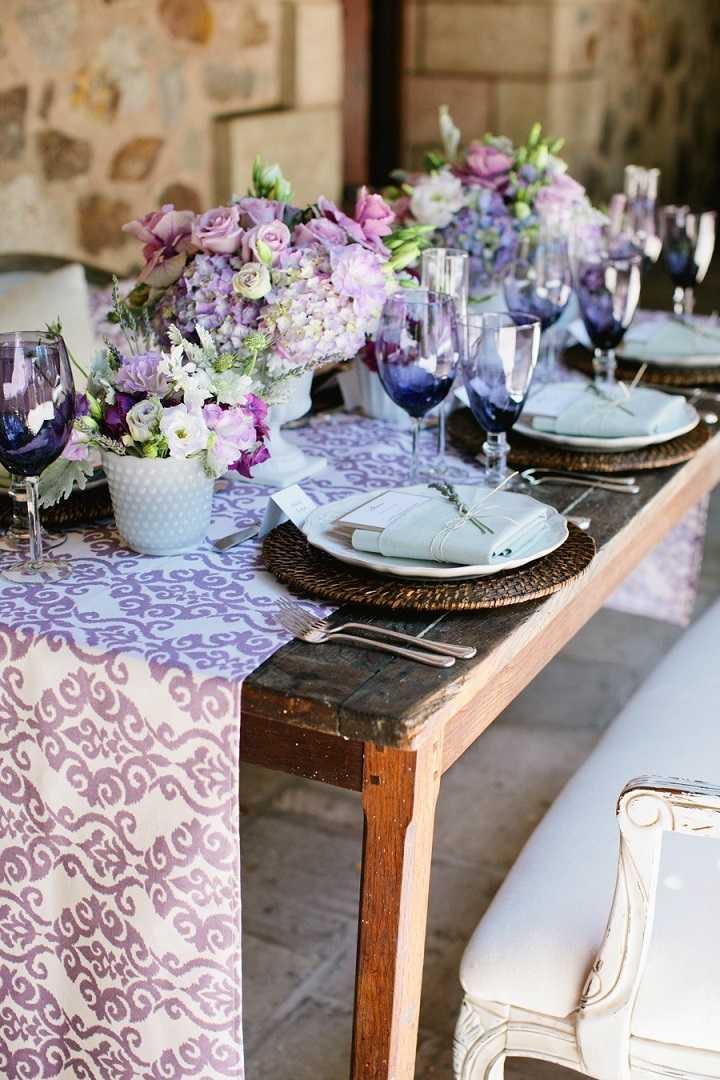 bodas primaverales opciones decoracion lavanda ideas